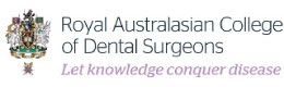 royal australiasian college dental surgeons